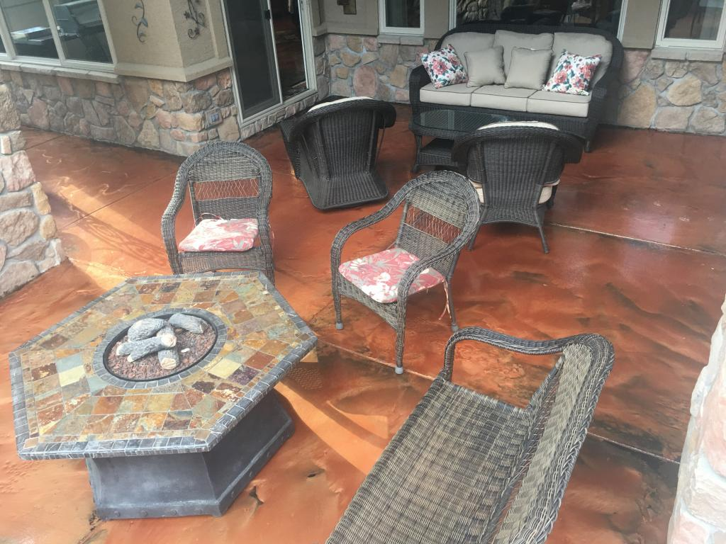 Patio in Littleton, CO