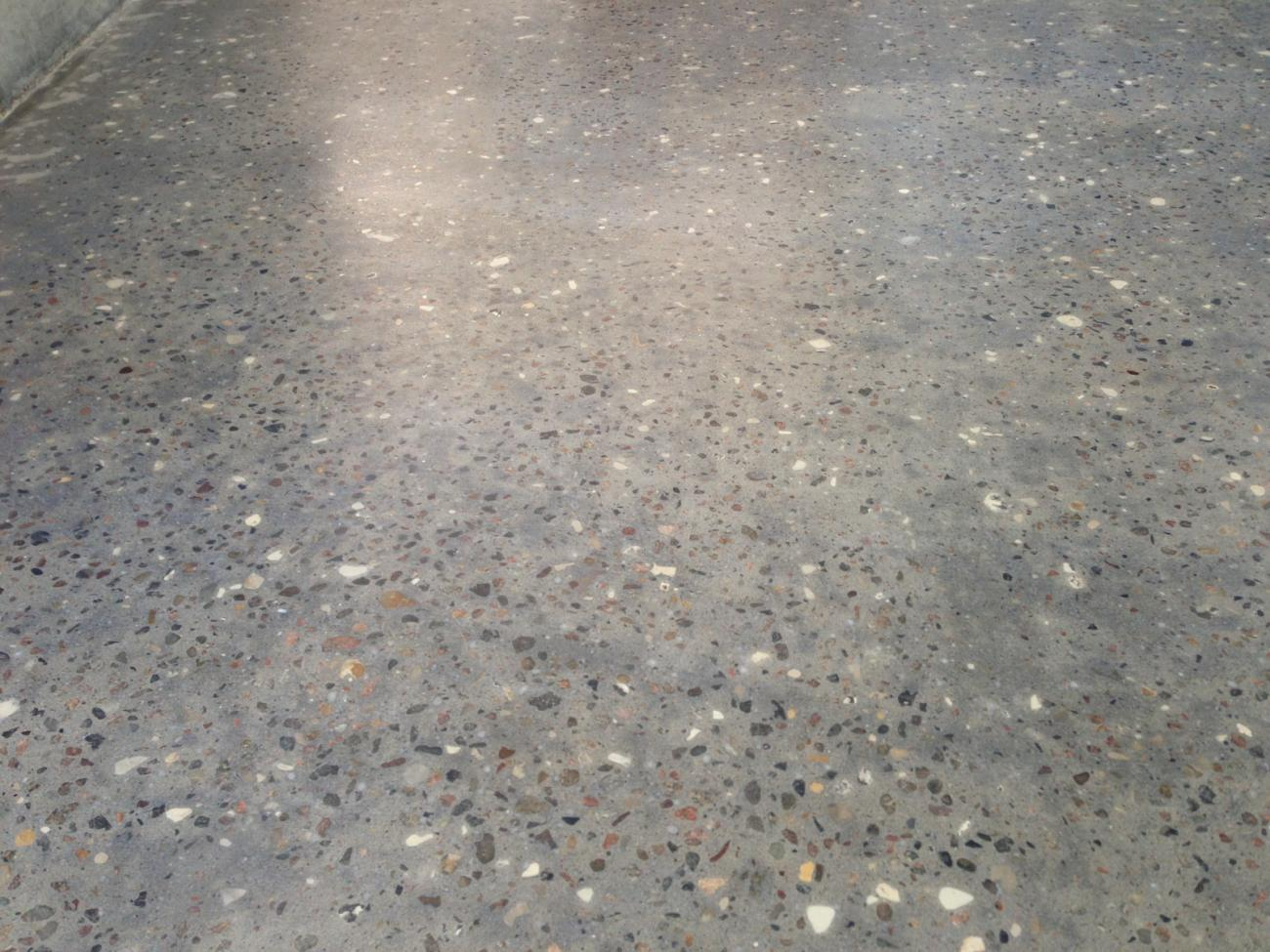 Polishing 5280 Floors