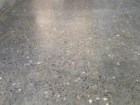 Polished Floor Large Aggregate