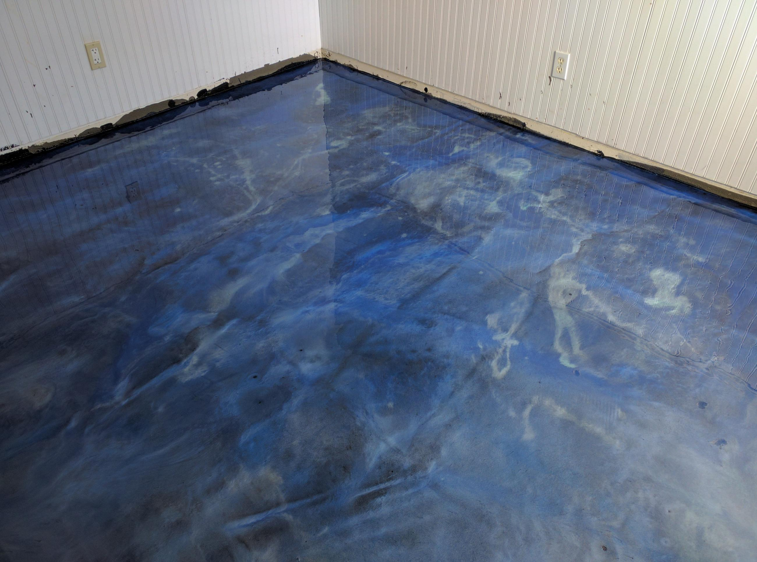 Epoxies Amp Polyaspartics Highlands Concrete Finishers